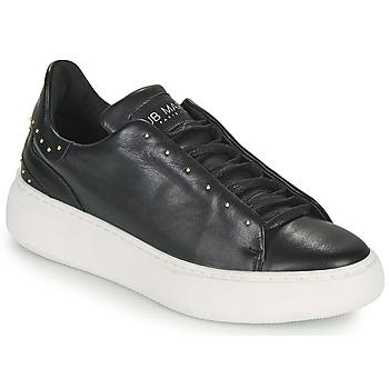 Schoenen Dames Lage sneakers JB Martin FIERE Zwart