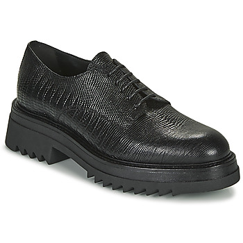 Schoenen Dames Lage sneakers JB Martin OMBRE Zwart