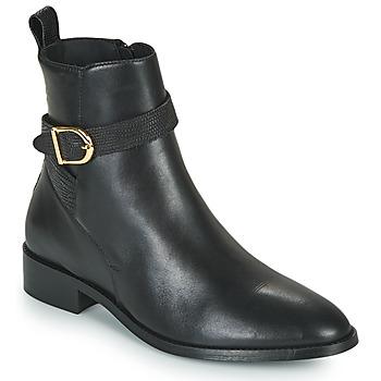 Schoenen Dames Laarzen JB Martin AGREABLE Zwart