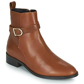 Schoenen Dames Laarzen JB Martin AGREABLE Brown
