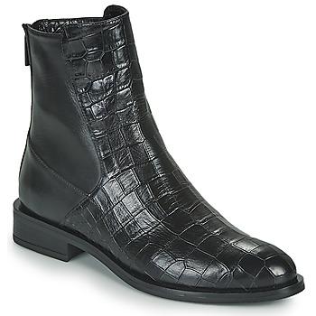Schoenen Dames Laarzen JB Martin OLIVIA Zwart