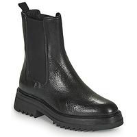Schoenen Dames Laarzen JB Martin OPTIMISTE Zwart