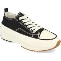 Schoenen Dames Lage sneakers H&d LDH-889 Negro