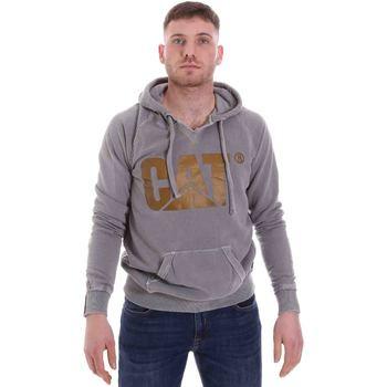 Textiel Heren Sweaters / Sweatshirts Caterpillar 35CC405 Grijs