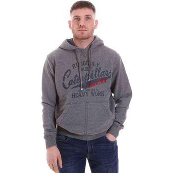 Textiel Heren Sweaters / Sweatshirts Caterpillar 2910796 Grijs