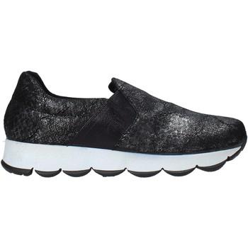 Schoenen Dames Instappers Grace Shoes 30 Zwart