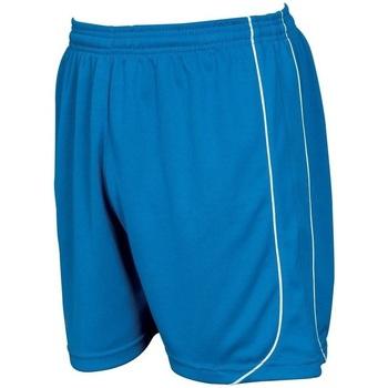 Textiel Korte broeken / Bermuda's Precision  Koningsblauw/Wit
