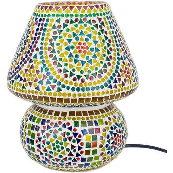 Wonen Tafellampen Signes Grimalt Mozaïeklamp Verde
