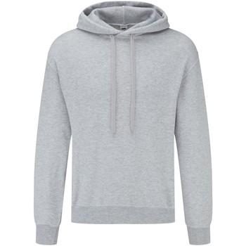 Textiel Sweaters / Sweatshirts Fruit Of The Loom 62168 Heather Grijs