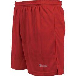 Textiel Korte broeken / Bermuda's Precision  Rood
