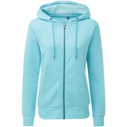 Textiel Dames Sweaters / Sweatshirts Asquith & Fox AQ081 Heldere oceaan