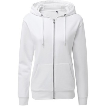 Textiel Dames Sweaters / Sweatshirts Asquith & Fox AQ081 Wit