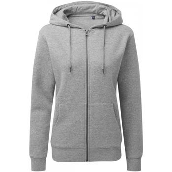 Textiel Dames Sweaters / Sweatshirts Asquith & Fox AQ081 Heide Grijs