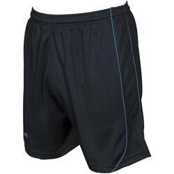 Textiel Korte broeken / Bermuda's Precision  Zwart/Azuurblauw