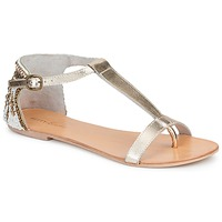 Schoenen Dames Sandalen / Open schoenen Betty London MICHOUNE Goud