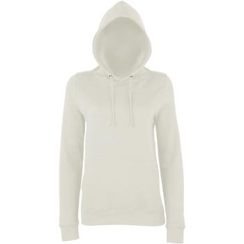 Textiel Dames Sweaters / Sweatshirts Awdis Girlie Vanille