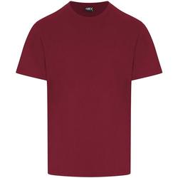 Textiel Heren T-shirts korte mouwen Pro Rtx RX151 Bourgondië