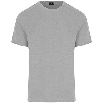 Textiel Heren T-shirts korte mouwen Pro Rtx RX151 Grijze Heide