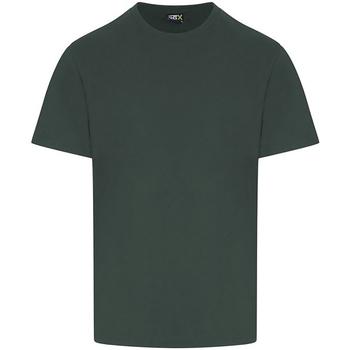 Textiel Heren T-shirts korte mouwen Pro Rtx RX151 Fles groen