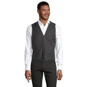Textiel Heren Anzugweste Sols MAX MEN Gris antracita mezcla
