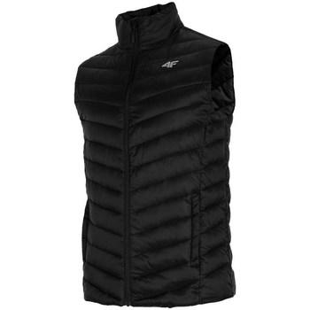 Textiel Heren Dons gevoerde jassen 4F KUMP001 Noir
