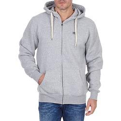 Textiel Heren Sweaters / Sweatshirts DC Shoes KEYSTONE Grijs