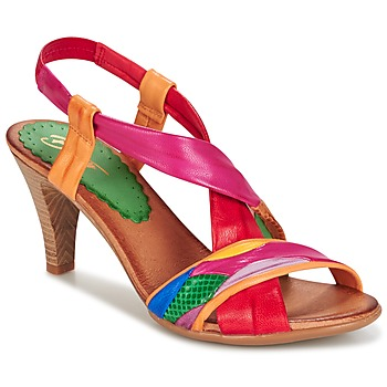 Schoenen Dames Sandalen / Open schoenen Betty London POULOI Multicolour
