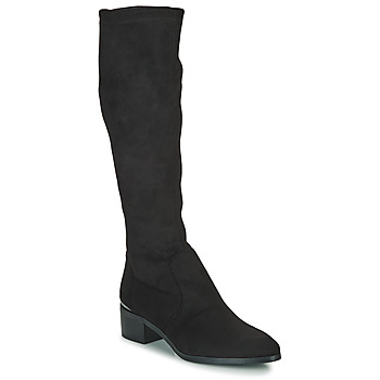 Schoenen Dames Hoge laarzen JB Martin JOLIE Zwart