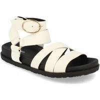 Schoenen Dames Sandalen / Open schoenen Buonarotti 1AF-1135 Blanco