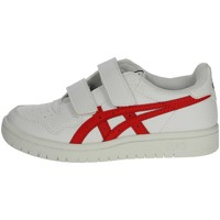 Schoenen Kinderen Lage sneakers Asics 1194A077 White/Red