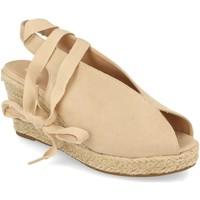 Schoenen Dames Sandalen / Open schoenen Prisska DFY1123 Beige
