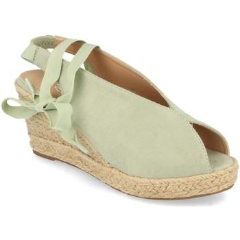 Schoenen Dames Sandalen / Open schoenen Prisska DFY1123 Verde