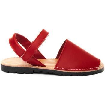 Schoenen Kinderen Sandalen / Open schoenen Purapiel 69725 RED