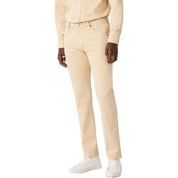 Textiel Heren Chino's Wrangler Pantalon  11mwz sable