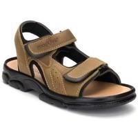 Schoenen Heren Sandalen / Open schoenen Morxiva Shoes Sandalias XL de hombre de piel by Morxiva Autres
