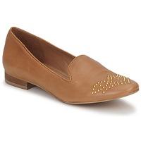 Schoenen Dames Mocassins Betty London CHEFACHE  CAMEL