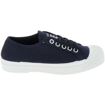 Schoenen Dames Lage sneakers Bensimon Toile Romy Marine Blauw
