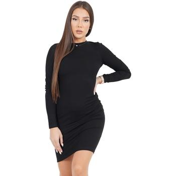 Textiel Dames Korte jurken Sixth June Robe femme  Classique noir