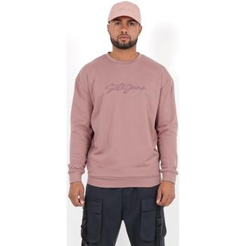 Textiel Heren Sweaters / Sweatshirts Sixth June Sweatshirt  Velvet rose