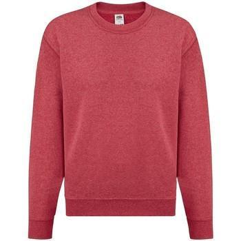 Textiel Meisjes Sweaters / Sweatshirts Fruit Of The Loom SS9B Heather Rood