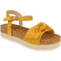 Schoenen Dames Sandalen / Open schoenen Benini 20336 Amarillo