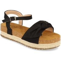 Schoenen Dames Sandalen / Open schoenen Benini 20336 Negro