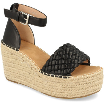 Schoenen Dames Sandalen / Open schoenen Benini 21506 Negro