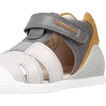 Schoenen Jongens Sandalen / Open schoenen Biomecanics 212136 Grijs