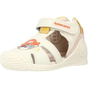 Schoenen Jongens Sandalen / Open schoenen Biomecanics 212141 Beige