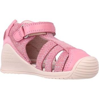 Schoenen Meisjes Sandalen / Open schoenen Biomecanics 212116 Roze