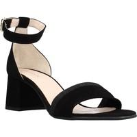 Schoenen Dames Sandalen / Open schoenen Stonefly LAMY 2(401-11)GOAT S Zwart