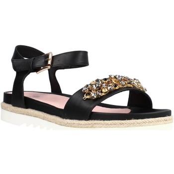 Schoenen Dames Sandalen / Open schoenen Stonefly AVRIL 1(334-13)NAPPA Zwart