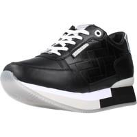Schoenen Dames Lage sneakers Apepazza S1RSD10LEA Zwart