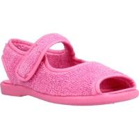 Schoenen Meisjes Sandalen / Open schoenen Vulladi 3106 052 Roze